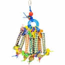 Happy Beaks Toy - Chinese Finger Trap Mobile