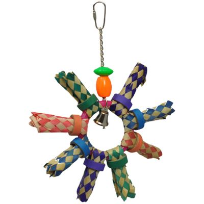 Happy Beaks Toy - Extinguished Ring (Small)