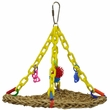 Happy Beaks Toy - Hanging Vine Mat (Small)