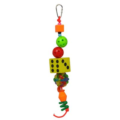 Happy Beaks Toy - JB's Dice