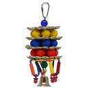 Happy Beaks Toy - Palm Star Stacker