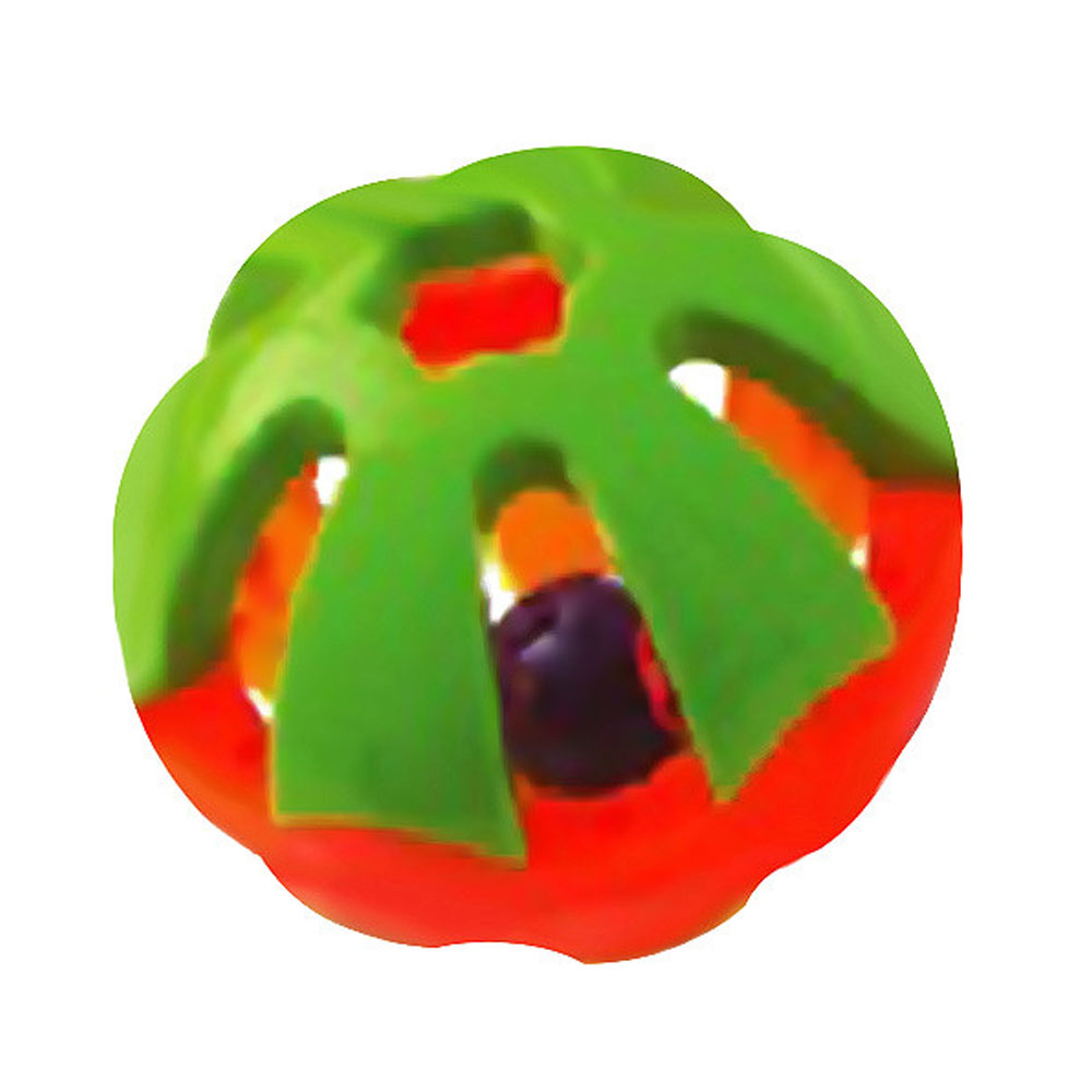 HAPPY-BEAKS-TOY-ROUND-RATTLE-FOOT-EXTRA-LARGE