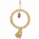 Happy Beaks Toy - Sisal Rope Swing (Large)