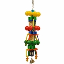 Happy Beaks Toy - Spin Tower