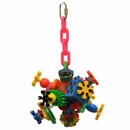 Happy Beaks Toy - Super Cluster with Dice