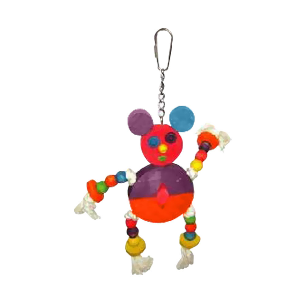 HAPPY-BEAKS-TOY-THE-CRAZY-WOODEN-MOUSE