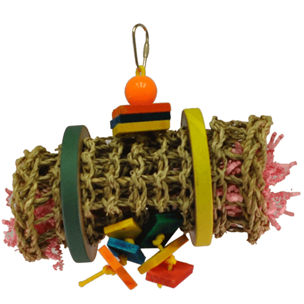 HAPPY-BEAKS-TOY-VINE-MAT-ROLLUP-SMALL