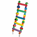 Happy Beaks Toy - Wood Block Ladder (Small)