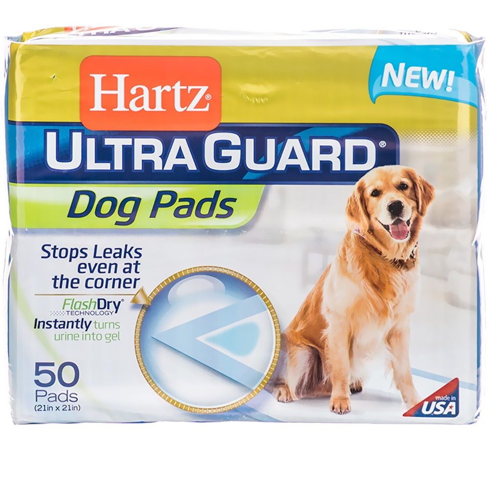 HARTZ-ULTRAGUARD-DOG-PADS-50-COUNT