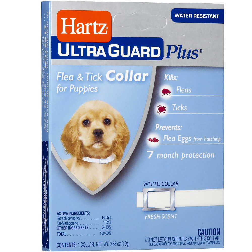 Hartz UltraGuard Plus Flea & Tick Collar - Puppy