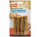 Nylabone Healthy Edibles Puppy - Turkey & Sweet Potato Flavor Petite (4 ct)