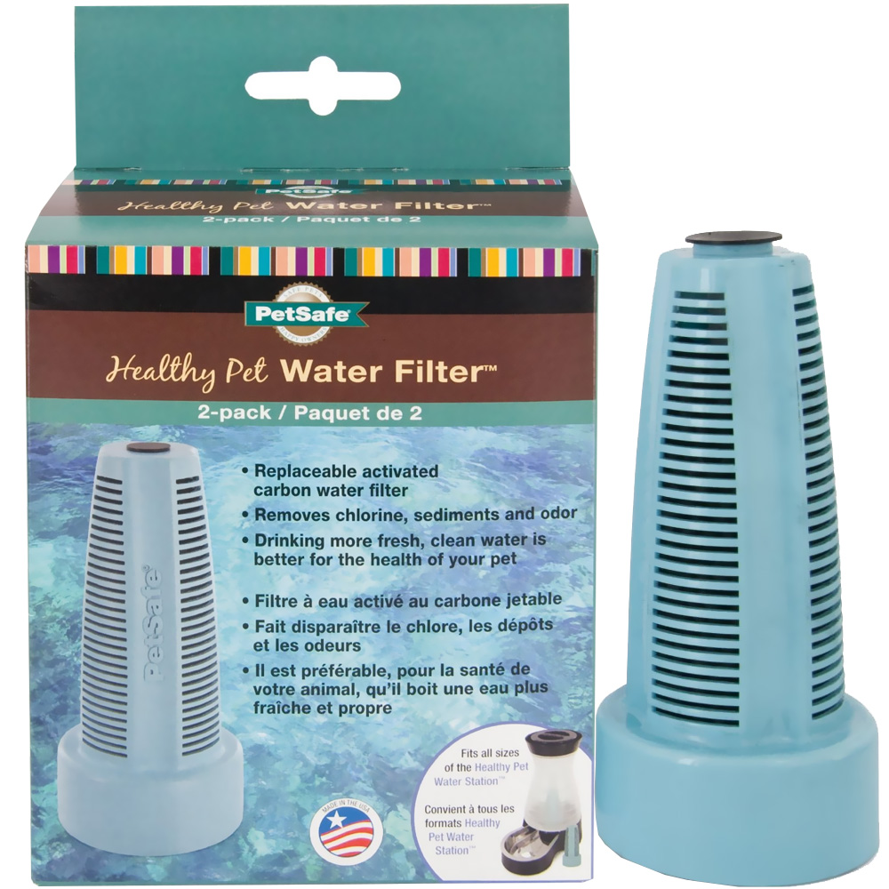 Healthy Pet Water Filter 2pk im test