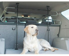 Heininger Portable Pet Partition