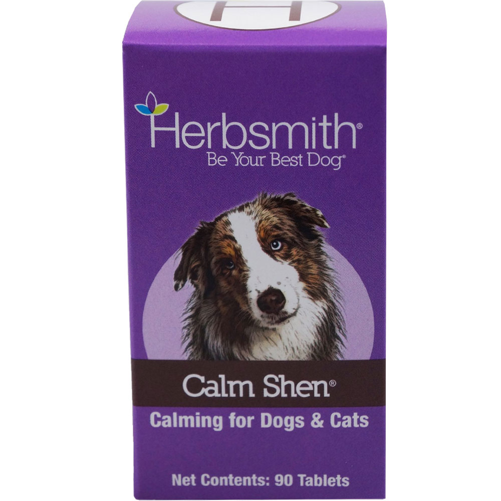 Herbsmith Calm Shen Tablets (90 count) im test