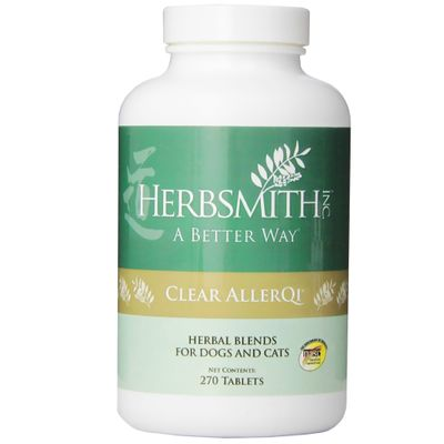 Herbsmith Clear AllerQi Tablets (270 count)