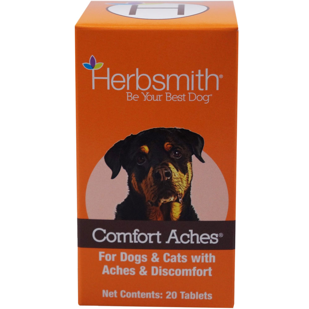 Herbsmith Comfort Aches Tablets (20 count) im test