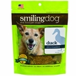Herbsmith Smiling Dog Dry-Roasted Treats - Duck