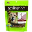 Herbsmith Smiling Dog Dry-Roasted Treats - Turkey