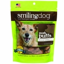 Herbsmith Smiling Dog Freeze-Dried Treats - Pork Puffs
