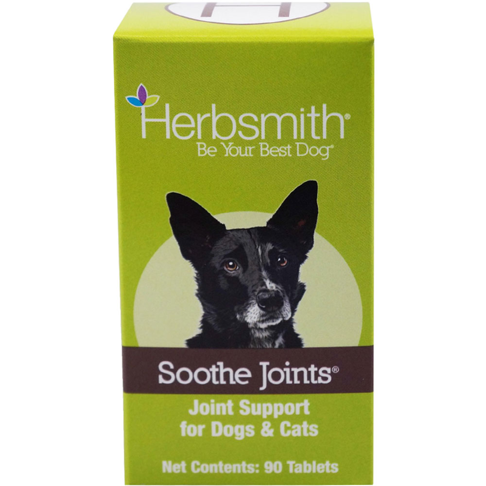 Herbsmith Soothe Joints Tablets (90 count) im test