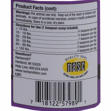 HERBSMITH-SOUND-DOG-VISCOSITY-POWDER-500-GM