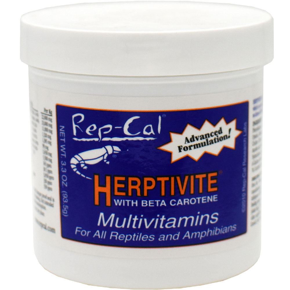 HERPTIVITE Multivitamin for reptiles and amphibians (3.3 oz) im test
