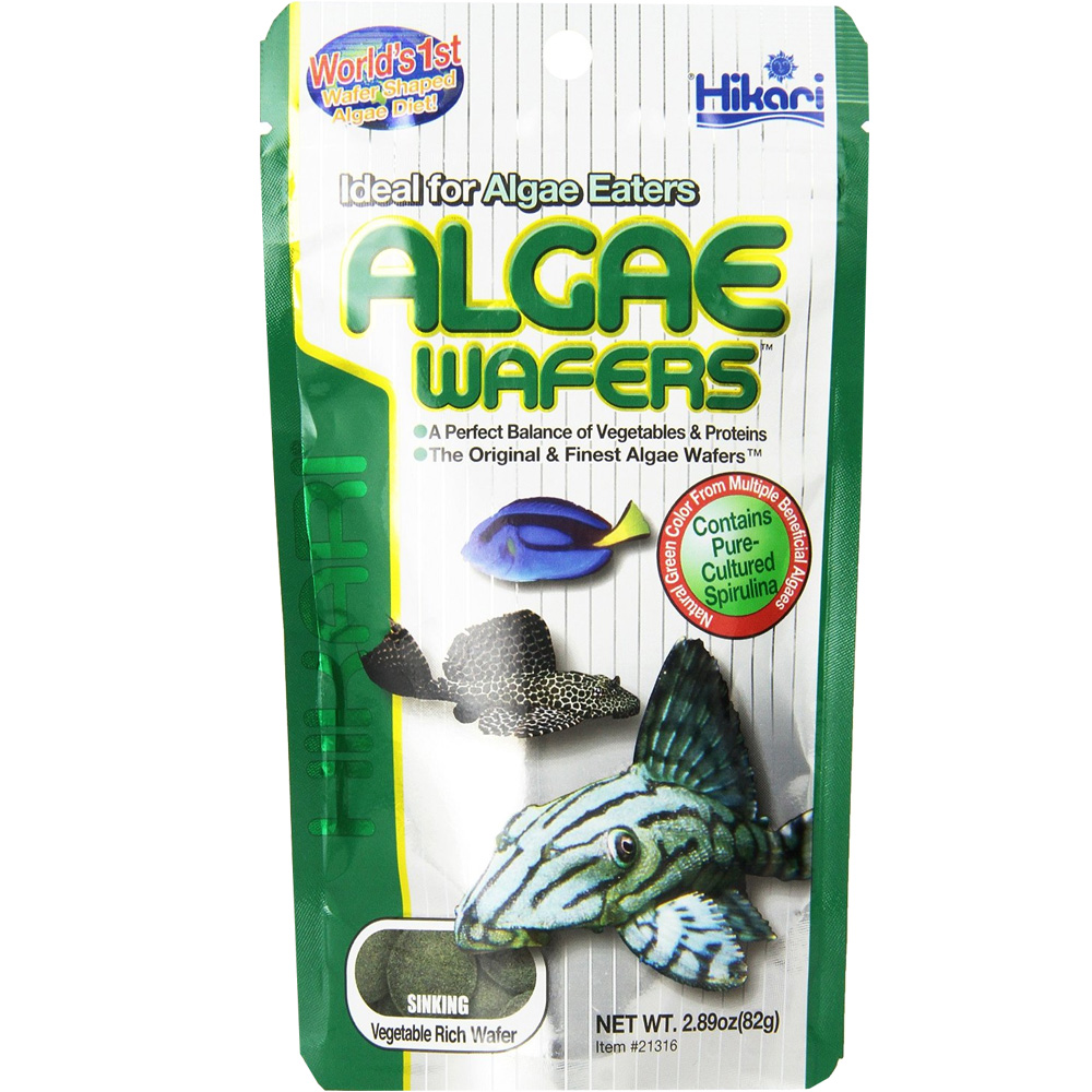 Hikari Tropical Algae Wafers (2.89 oz) im test