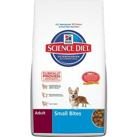 Hill's Science Diet Small Bites Adult (17.5 lb) im test