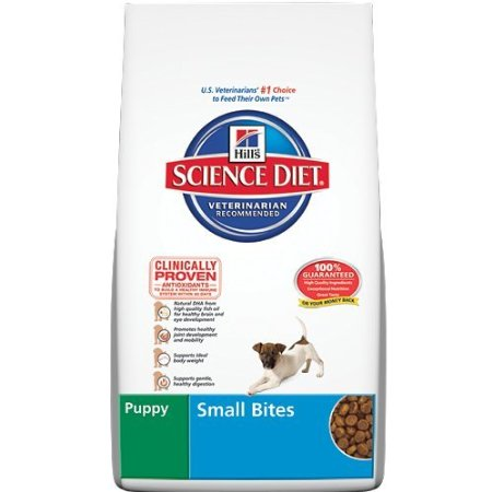 Hill's Science Diet Small Bites Puppy (4.5 lb) im test