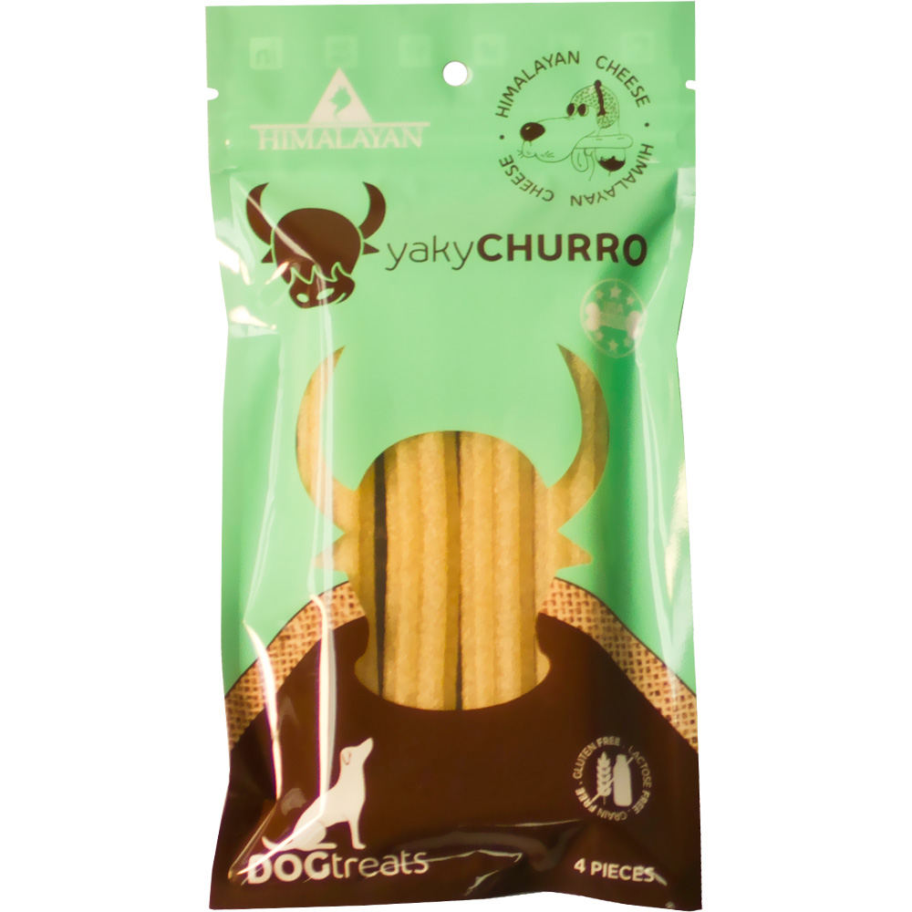 Package of Himalayan Cheese dog treats