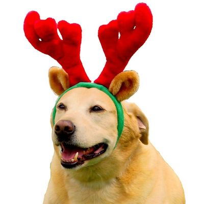 Holiday Pet Reindeer Antlers (Large)