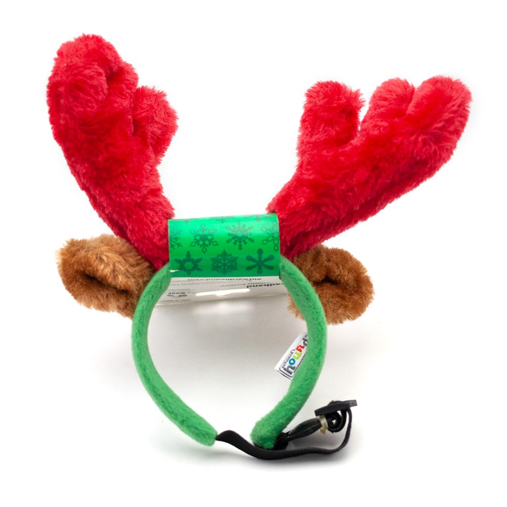 Holiday Pet Reindeer Antlers (Small) im test