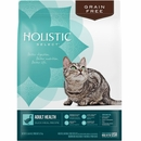 Holistic Select Grain Free - Adult Health Duck Meal Recipe Dry Cat Food (11.5 lb)