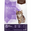 Holistic Select Grain Free - Adult & Kitten Chicken Meal Recipe Dry Cat Food (11.5 lb)