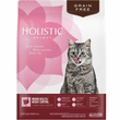 Holistic Select Grain Free - Indoor Health/Weight Control Turkey Meal Recipe Dry Cat Food (11.5 lb)