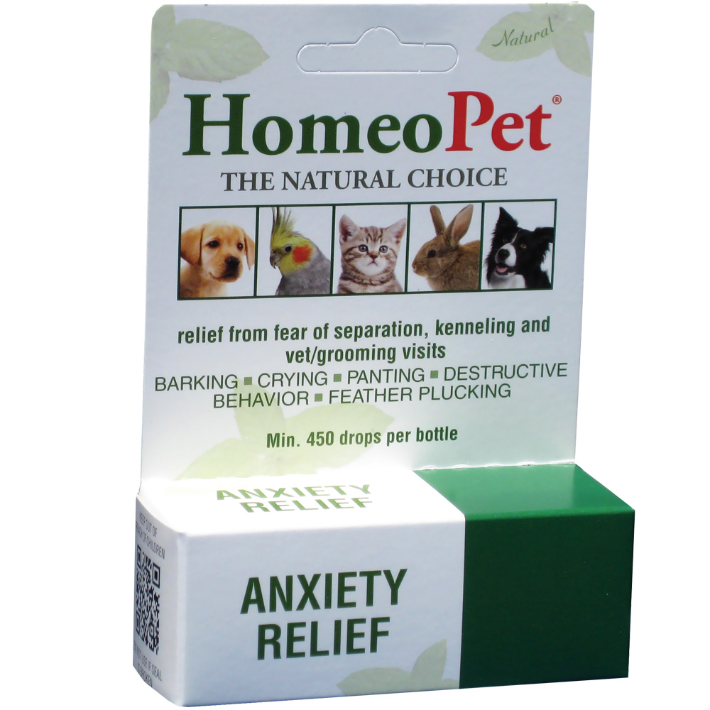 HomeoPet Anxiety - 15mL - For Dogs - from EntirelyPets