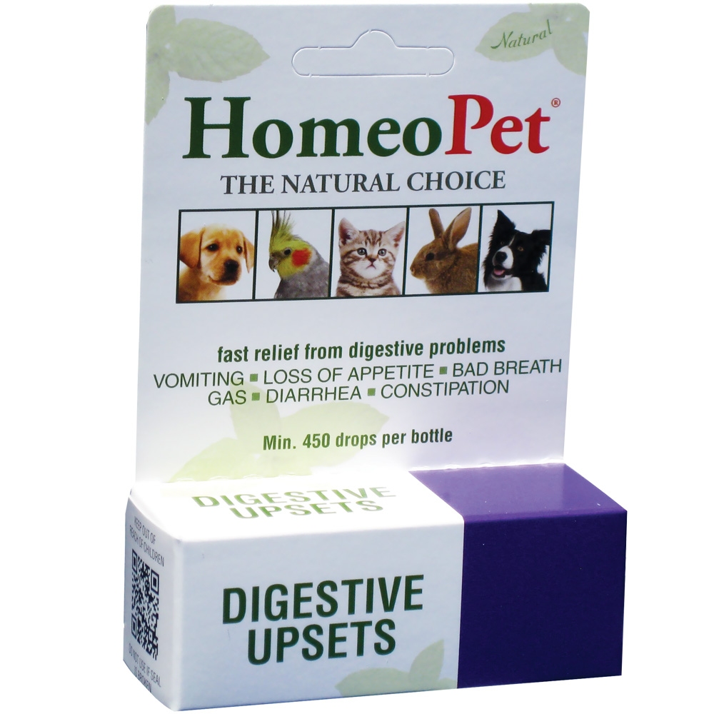 HomeoPet Digestive Upsets for All Animals (15mL) im test