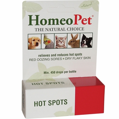 HomeoPet Hot Spots (15mL)