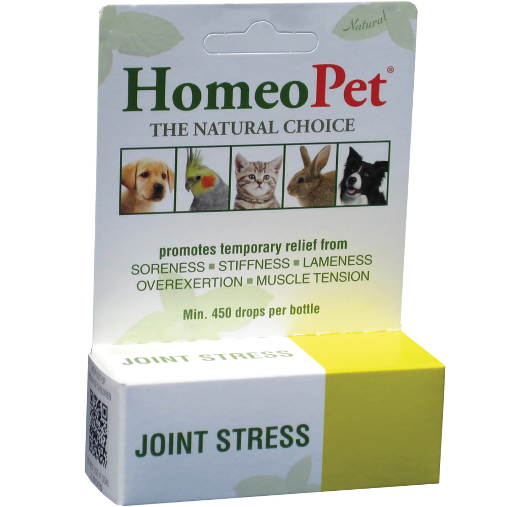 HomeoPet Joint Stress (15 mL) im test