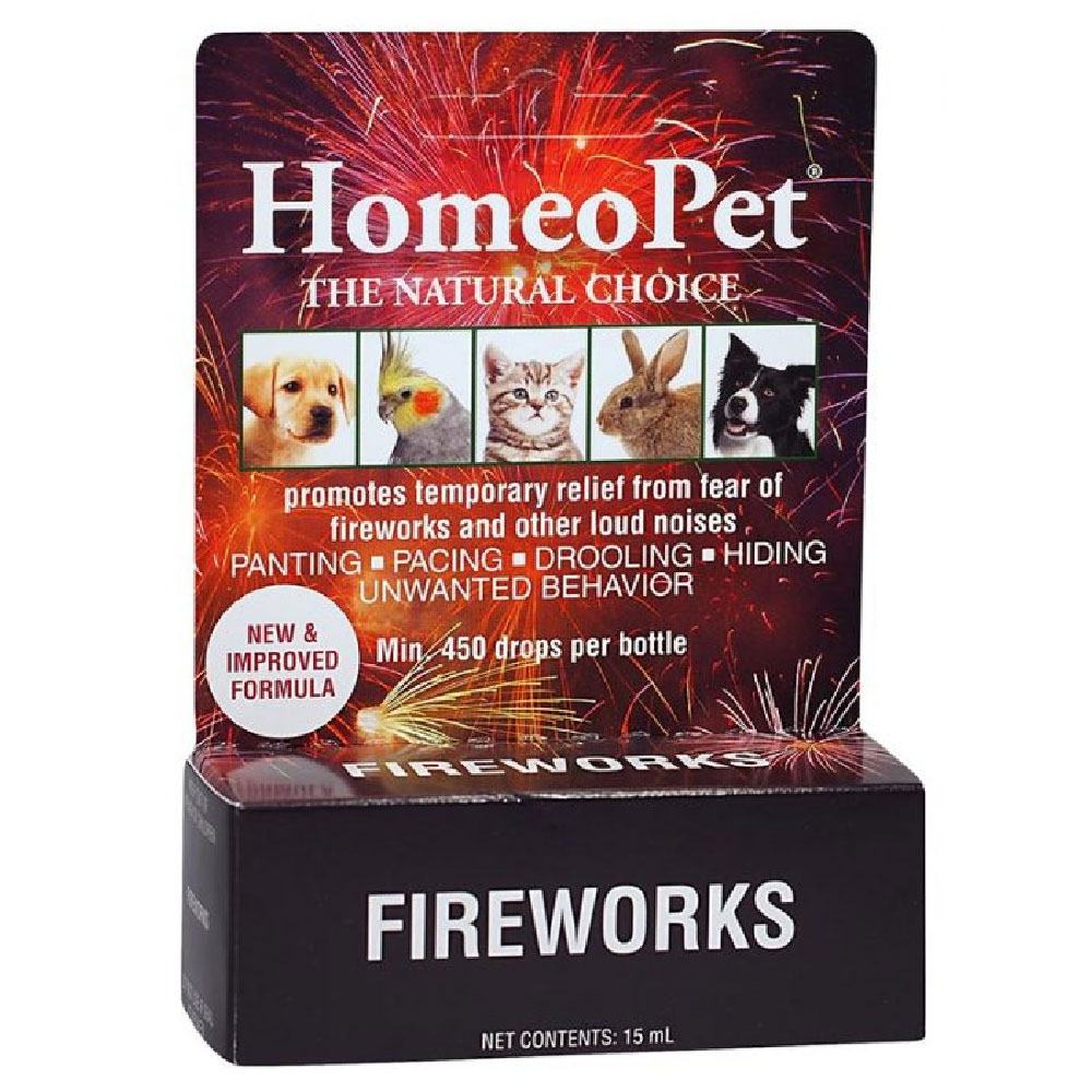 Image of HomeoPet Fireworks (15 mL)