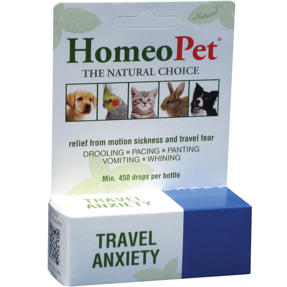 HomeoPet Travel Anxiety (15 mL) im test