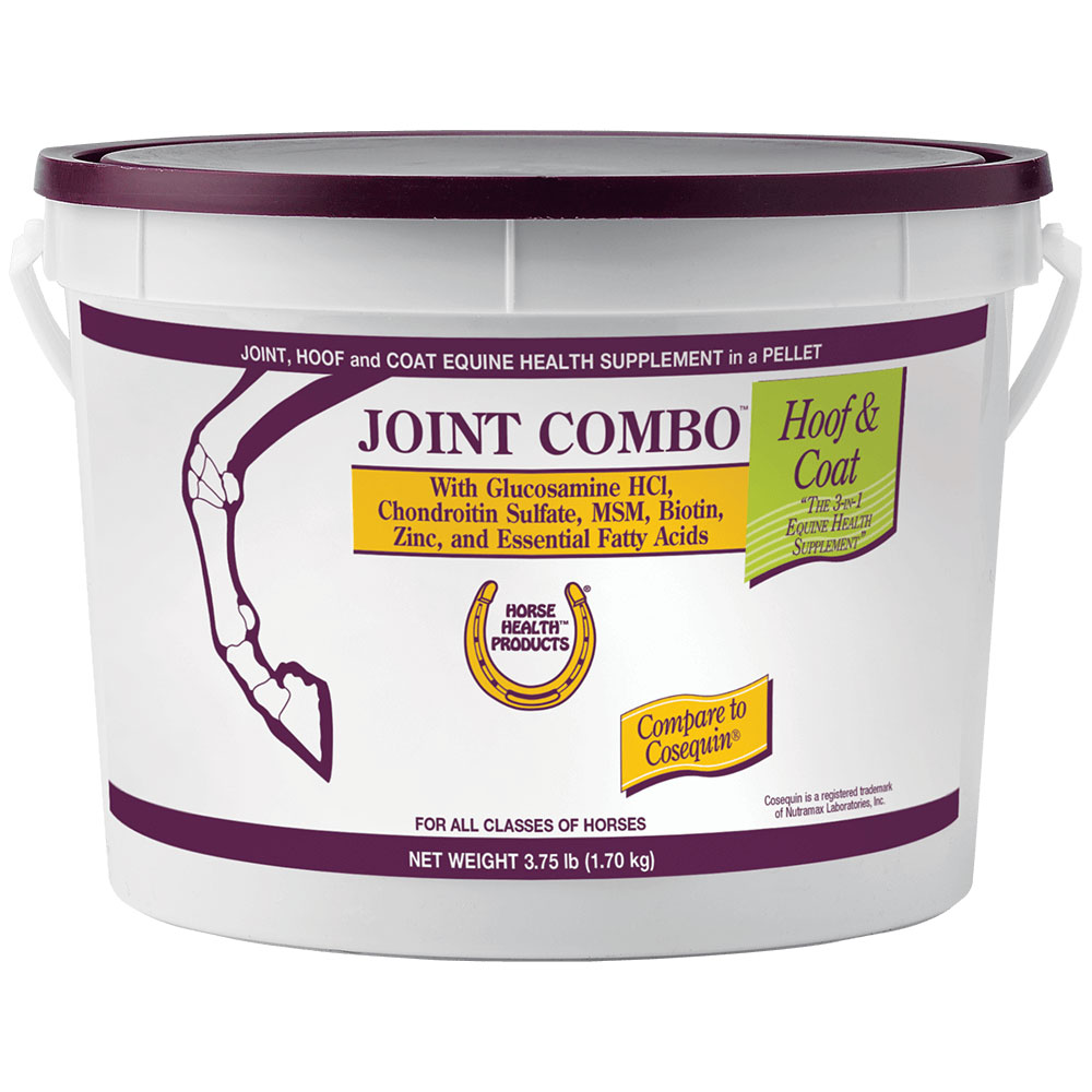 Horse Health Products Joint Combo Hoof & Coat Health Supplement, 3.75lb im test