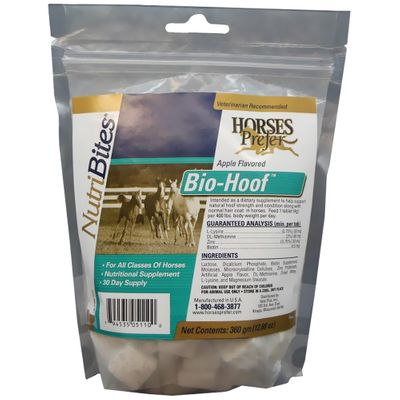 Image of Horses Prefer Bio-Hoof Nutribites - 90 count - from EntirelyPets