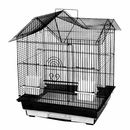 "House Top Bird Cage - 4 Pack (18""x14""x20"")"