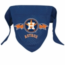 Houston Astros Dog Bandana - Large