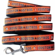 Houston Astros Dog Leash - Ribbon