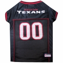 Houston Texans Dog Jerseys