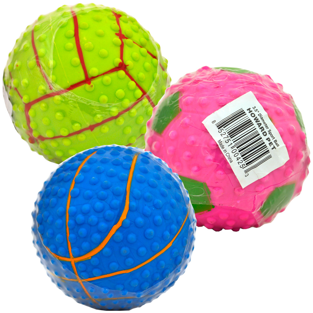 HOWARD-SPORT-RUBBER-BALLS-3-5