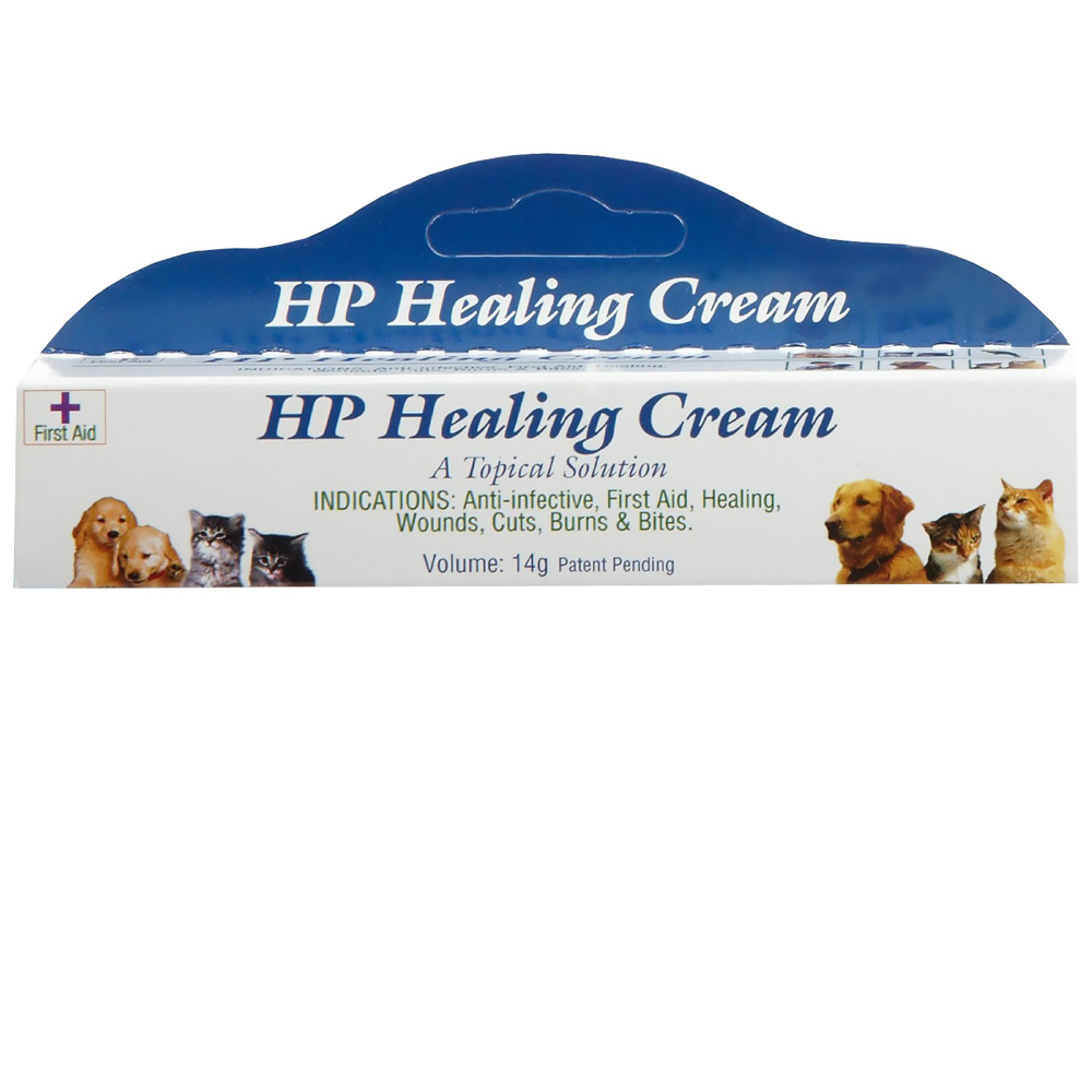 HP Healing Cream (14 g) im test