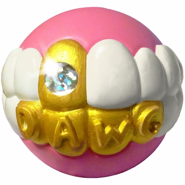 HUMUNGA-BLING-TEETH-BALL